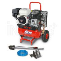 Fiac S360/22 - Motocompressore a Benzina Made in Italy