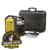 Deca I-ARC 318LAB - Saldatrice Inverter Professionale con Valigetta