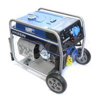 Generatore di corrente Hyundai 65013 HY5500E con Avviamento Elettrico