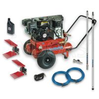 Airmec Kit Profi 510 - Compressore con Accessori