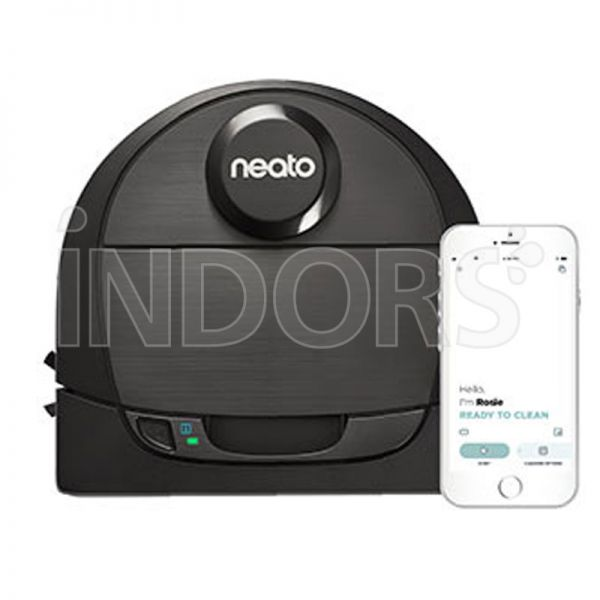 Neato D6 Connected Botvac - Robot Aspirapolvere