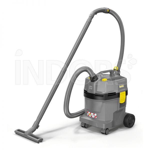 Karcher NT 22/1 AP L - Aspiratore polveri e liquidi con Scuotifiltro AP