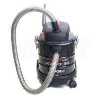Lavor Ashley 1000 Premium - Aspiracenere Aspira polveri sottili con scuotifiltro