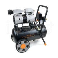 Vinco KWU750-24 - Compressore Senza Olio Portatile