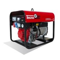 TECNOGEN LD7500LX / LD7500ELX / ATS - Generatore Elettrico Monofase