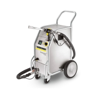 Karcher IB 7/40 Advanced - Macchina Sabbiatura Criogenica