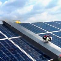 Spazzola 180 cm / 350 cm - Grandi Impianti Fotovoltaici