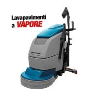 Fiorentini Delux 50E/VAP - Lavapavimenti a Vapore