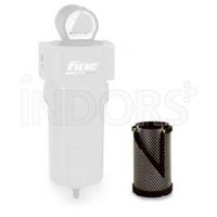 FIAC Cartuccia FC 1000÷40000 - Filtro a Carbone Attivo 0,003 mg/m³