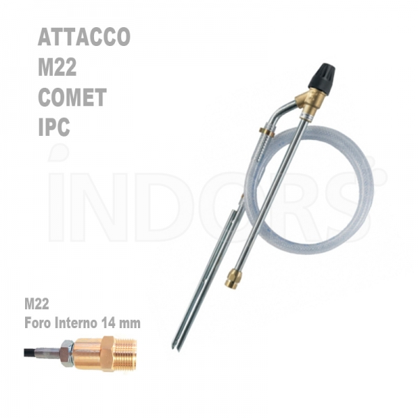 Lancia Sabbiante - Attacco Comet M22