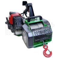 Docma Forest Winch - Verricello VF150 Automatic