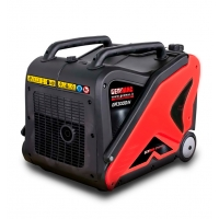 GENMAC GR3000iN e GR3000EiN<br/>Generatore Inverter 3 kW