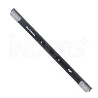 Unger ErgoTec Ninja AC450 - Guida Alluminio 45 cm con Gomma per Pulizia Vetri