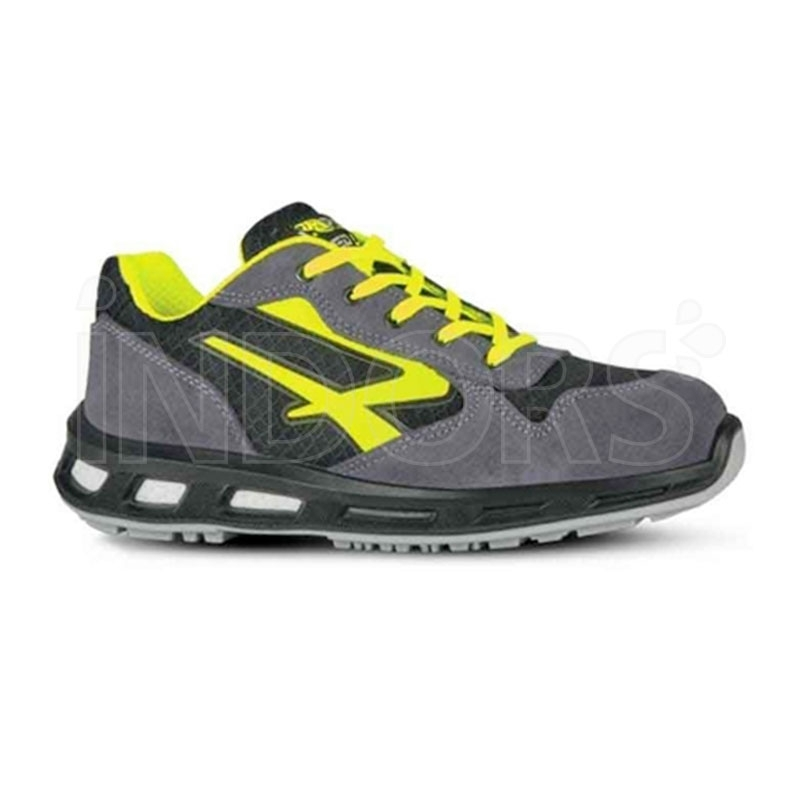 U-Power Red Lion YELLOW - Scarpa Antinfortunistica - S1P SRC ESD