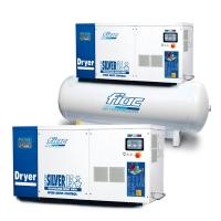 Fiac New Silver SD Inverter - Compressore a Vite Silenziato