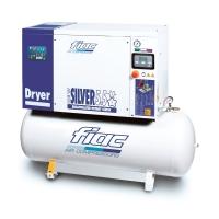 Fiac New Silver - Compressore a Vite con Essiccatore