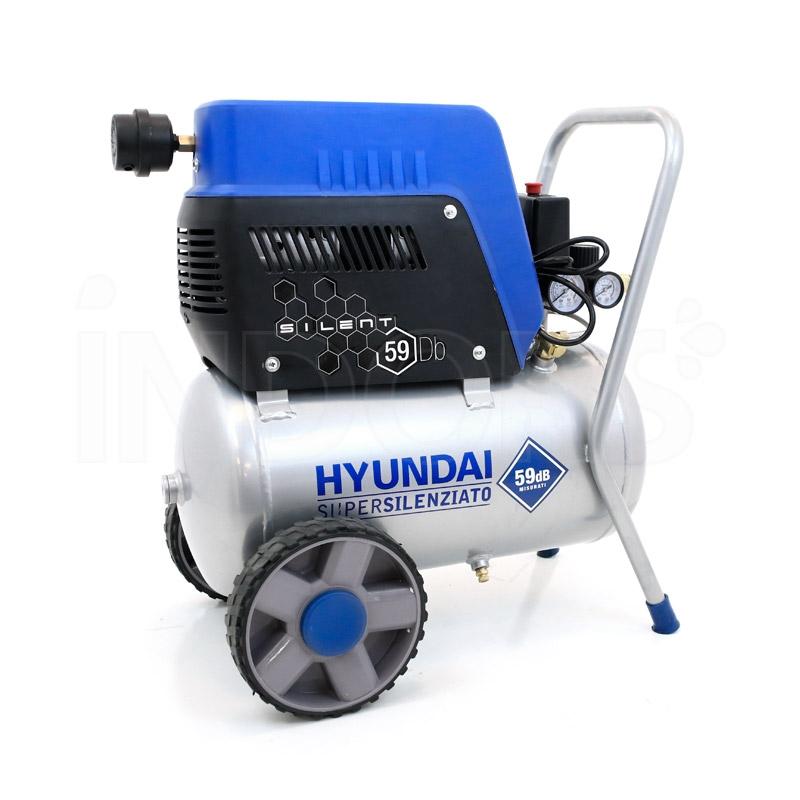Hyundai KWU750-24L - Compressore Compatto Oilless