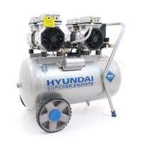 Hyundai 65706<br/>Compressore Senza Olio 50 L
