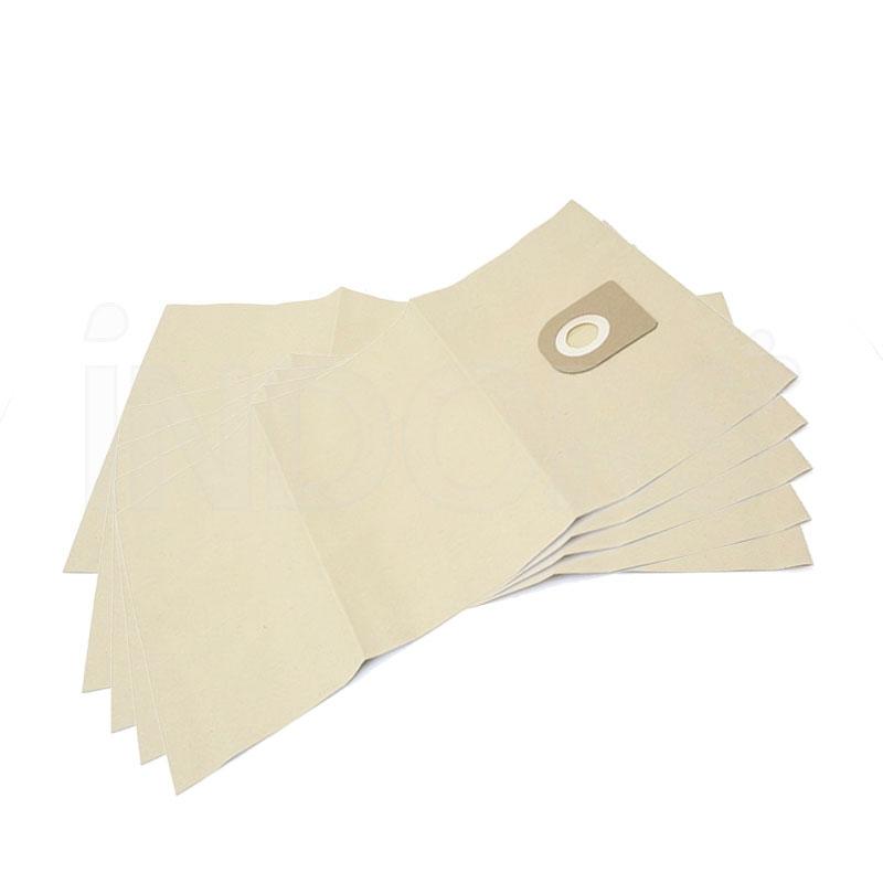 IPC FTDP28862 - Conf. 5 Sacchi di Carta - per aspiratori 60/70 L