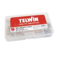 Telwin MIG READY BOX 804149 - Kit Consumabili per saldatrici MIG