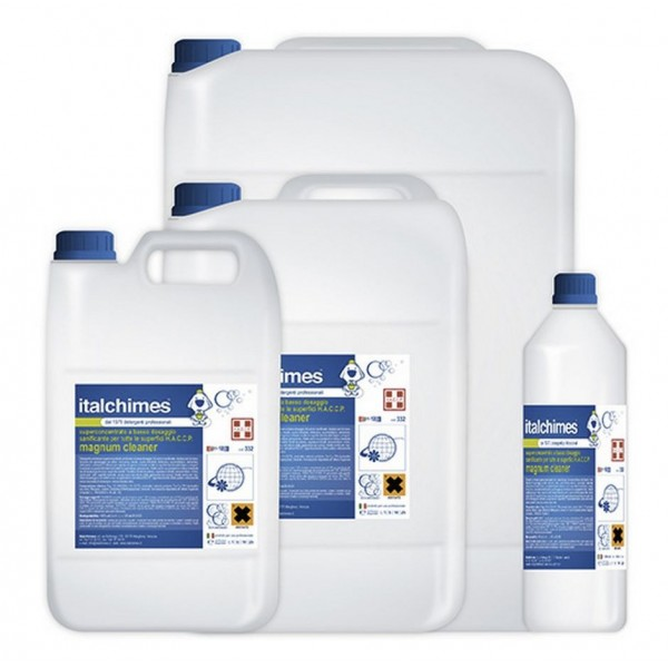 Magnum Cleaner - Detergente Extra Forte - Anche HACCP