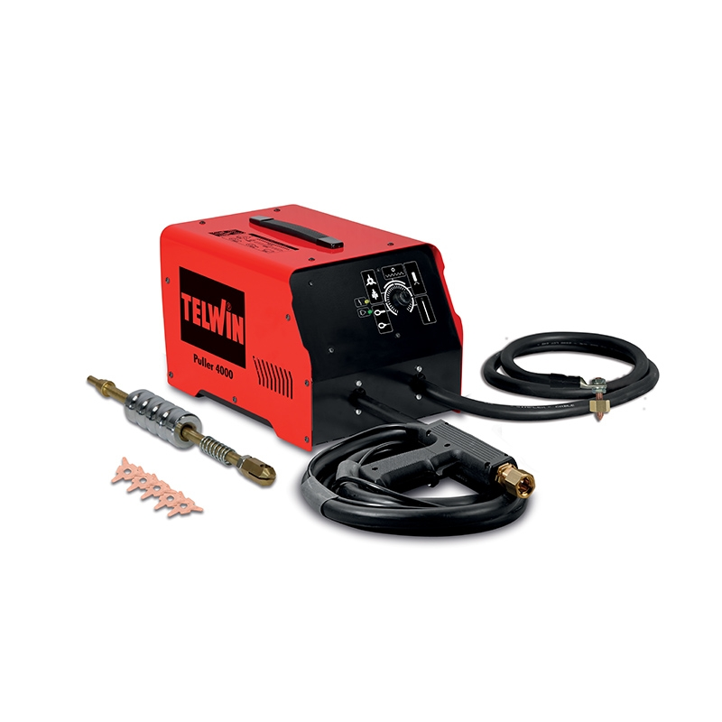 Telwin Digital Power 4000 - Saldatrice Puntatrice