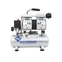 Hyundai KWU550-8L - Compressore Supersilenziato Oilfree cod.65702
