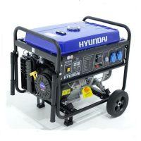 Generatore di Corrente Hyundai HY6500 Carellato 5,5 Kw