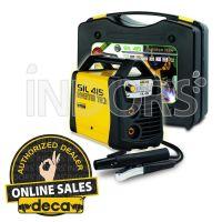 DECA SIL 415 - Saldatrice Inverter 150 Ampere