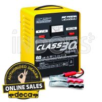 DECA CLASS 30A - Caricabatteria Professionale 30 Ampere