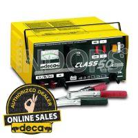 DECA CLASS 50A - Caricabatteria Professionale 50 Ampere