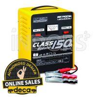 DECA CLASS BOOSTER 150A - Carica Batteria con Avviatore 135 Amp.