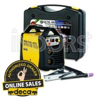 DECA SILTIG 415 - Saldatrice TIG LIFT 150 Ampere