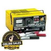 DECA CLASS BOOSTER 410A - Carica Batteria con Avviatore 300 Amp.