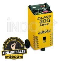 DECA CLASS BOOSTER 300E - Carica Batteria con Avviatore 250 Amp.