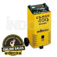 DECA CLASS BOOSTER 400E - Carica Batteria con Avviatore 400 Amp.