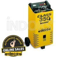 DECA CLASS BOOSTER 350E - Carica Batteria con Avviatore 300 Amp.