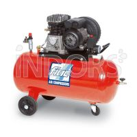 FIAC CCS 100 / 360 - 3,0 HP - Compressore a Ventilazione Forzata 100 Litri