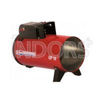 Biemmedue GP 10 M - Riscaldatore a Gas Portatile