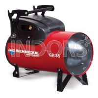 Biemmedue GP 85 M / A - Cannone Aria Calda a Gas