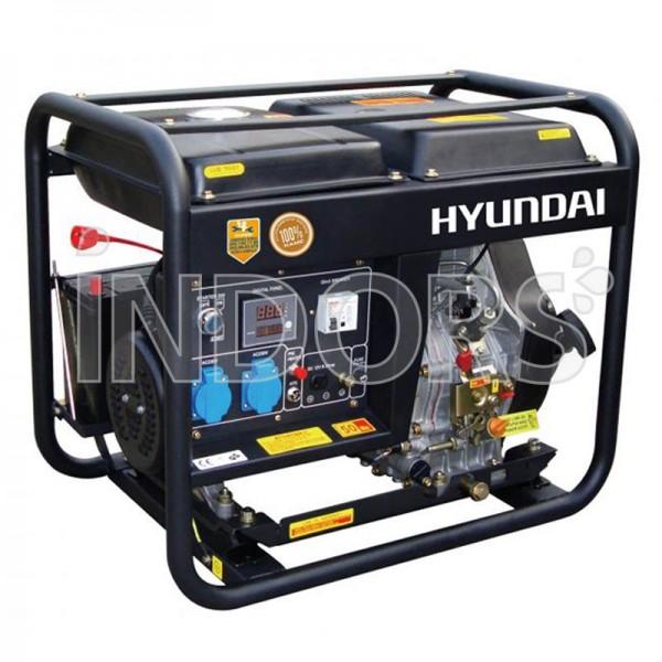 Hyundai 65211 gruppo elettrogeno diesel monofase for Generatore di corrente 10 kw