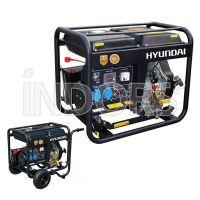 Hyundai 65211 - Generatore di Corrente Monofase