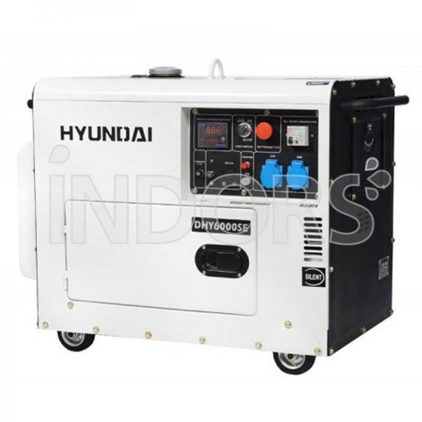 Hyundai DHY6000SE Diesel Silenziato 65231