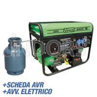 VINCO GEG6500 - Generatore Monofase 5,0 kW