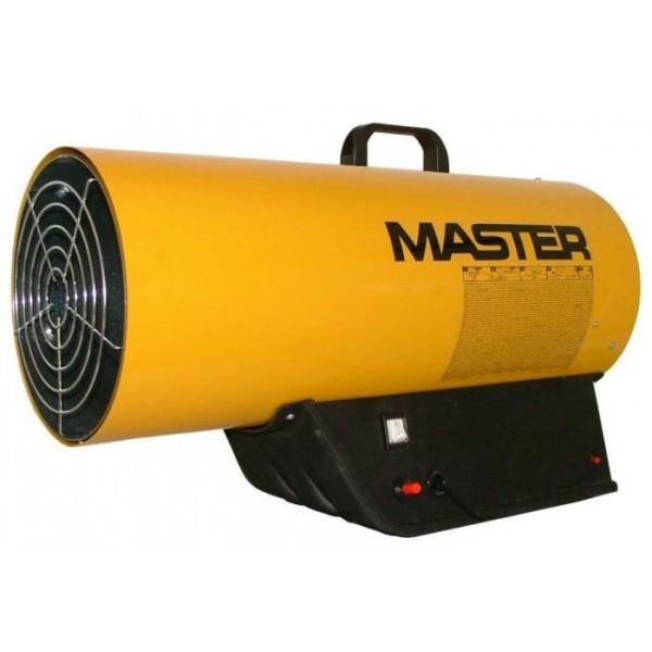 Master blp 73 et riscaldatore a gas per cantieri officine for Stufe pirolitiche per riscaldamento
