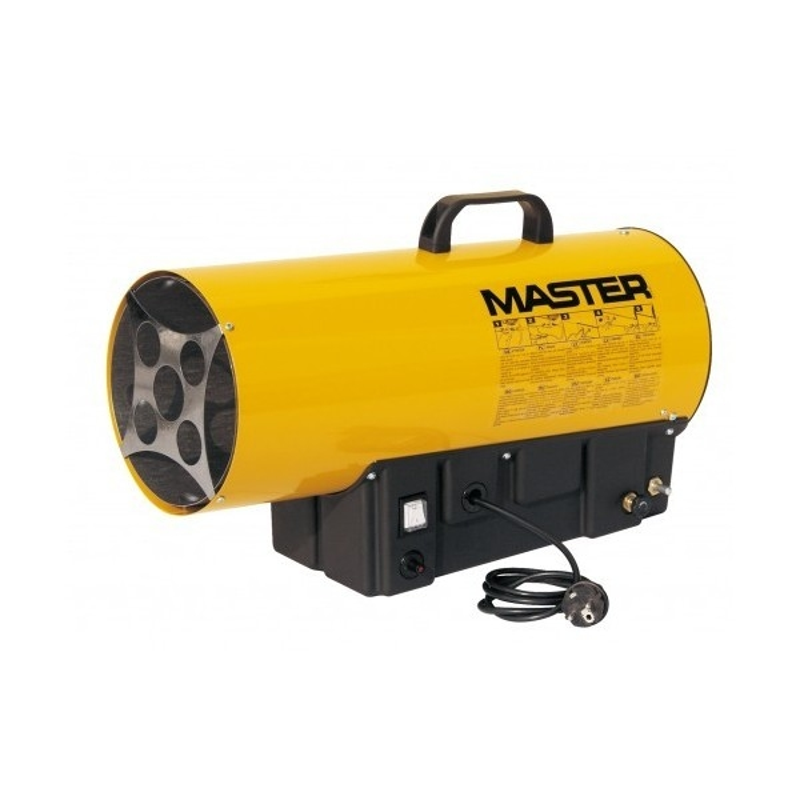 Master BLP 33 M -  Cannone Aria Calda a Gas