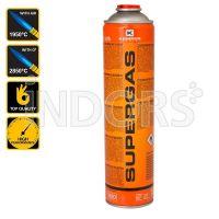SUPERGAS 575 - Bombola Gas a Perdere Kemper