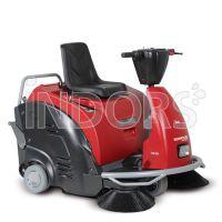Biemmedue Dusty 1100 STH - Spazzatrice Uomo a Bordo a Scoppio