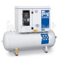 Fiac SSA 300 - Compressore Silenziato 300 Litri