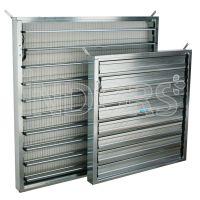 Serranda Munters SMC per Entrate e Circolatori d aria